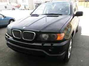 2001 BMW X5 NO RUST LOW KMS