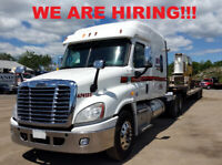 Full TIme Flatbed AZ Drivers Wanted