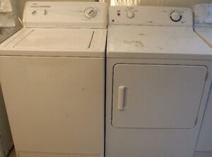 KENMORE WASHER AND GE DRYER FOR SALE!