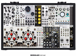 FS/T: Eurorack Synth modules and case