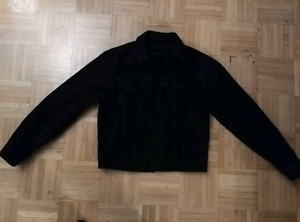 Like new Gap Black Denim jacket