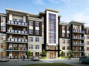 2 Bedroom Condominium for Lease at Derry Road & Fourth Line
