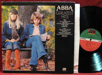ABBA Vinyl - 2 Greatest Hits Albums - Vol. 1 & 2 1975 and 79