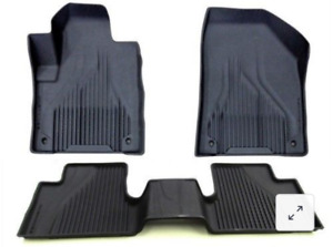 Jeep Winter bucket mats