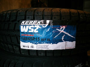 Special price new winter tires