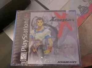 Xenogears Black Label *Brand New*