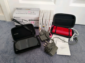 DS Lite Console with case,stylus,charger