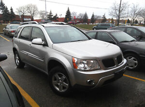 2007 Pontiac Torrent SUV, Certified & E-tested. Warranty!!