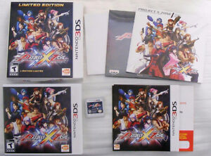 Project X Zone (Limited Edition) for 3DS