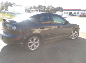 2007 Mazda 3 GT- Fully Loaded