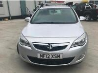 Vauxhall/Opel Astra 1.3CDTi 16v ( 95ps ) ecoFLEX ( s/s ) 2011.5MY Exclusiv