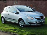2007 Vauxhall Corsa 1.0 i 12v Life 3dr