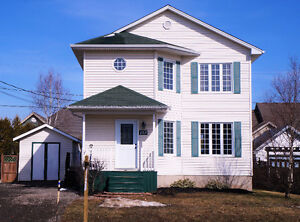 NEW PRICE!! MONCTON NORTH AREA- DETACHED HOUSE! WITH MINI SPLIT