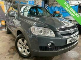 image for 2011 11 CHEVROLET CAPTIVA 2.0 LT VCDI 5D 148 BHP DIESEL+7 SEATER + SERVICE HIS
