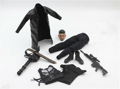 POPULAR Punisher TW003 Frank Castle 1/6 hot action figure toys