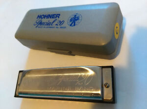 Hohner Special 20 Marine Band Harmonica (Key of C)