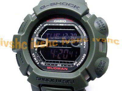CASIO Mudman G-Shock G9000-3 G-9000-3 Army Green Free Ship #