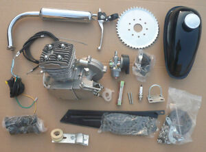 2 Strokes Bicycle Gas Engine Kits  & Parts