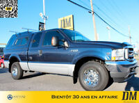 2003 Ford F-250 XLT PICK-UP AUCUNE ROUILLE