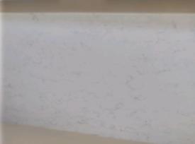 White arabesque quartz