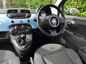 2013 Fiat 500 1.2 LOUNGE Manual Hatchback