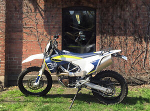 2016 Husqvarna 701 Enduro Motorcycle only 4500Kms Like NEW
