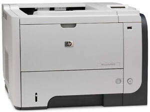 HP LaserJet P3015dn Workgroup Black Laser Printer CE528A -$155