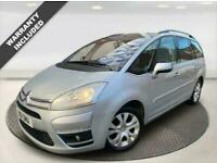 2011 11 CITROEN C4 GRAND PICASSO 1.6 EXCLUSIVE HDI EGS 5D AUTOMATIC 7 SEATER