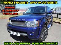 2010 Land Rover Range Rover Sport 3.0TD V6 Auto SE - RS300 Khan Design KMT Cars