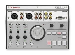 vestax video mixer .