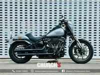 Harley-Davidson Softail LOW RIDER S 20