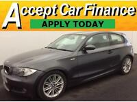 BMW 120 2.0TD 2008MY d M Sport FROM £25 PER WEEK!