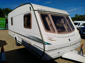 2004 Abbey vouge gts fitted motormovers and a awning also there's lots
