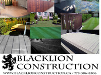 FULLY LICENSED AND INSURED PROFESSIONAL LANDSCAPE CONSTRUCTION!