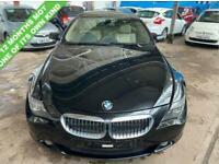 BMW 6 SERIES 4.4 645CI 2D 329 BHP HIGH SPEC CAR TRADE SALE ANY TRAIL WEL