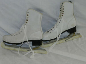 Ice Skates - Ladies figure skates