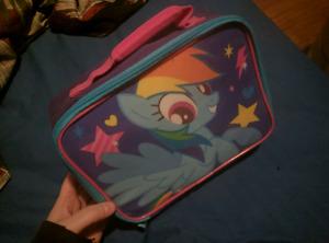 Rainbow Dash Soft Lunchbox