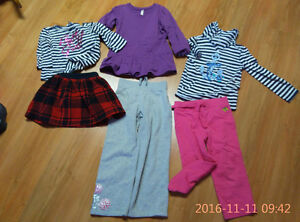 7 pieces clothes lot for girls -size 5-6 Gatineau Ottawa / Gatineau Area image 3