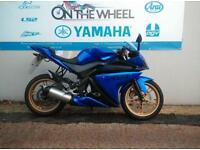 2013 YAMAHA YZF-R125 BLUE **GREAT CONDITION** RIDE AWAY TODAY!