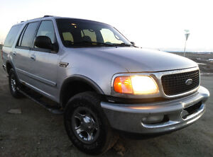 2001 FORD EXPEDITION***
