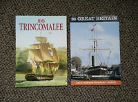 Historic ships booklets