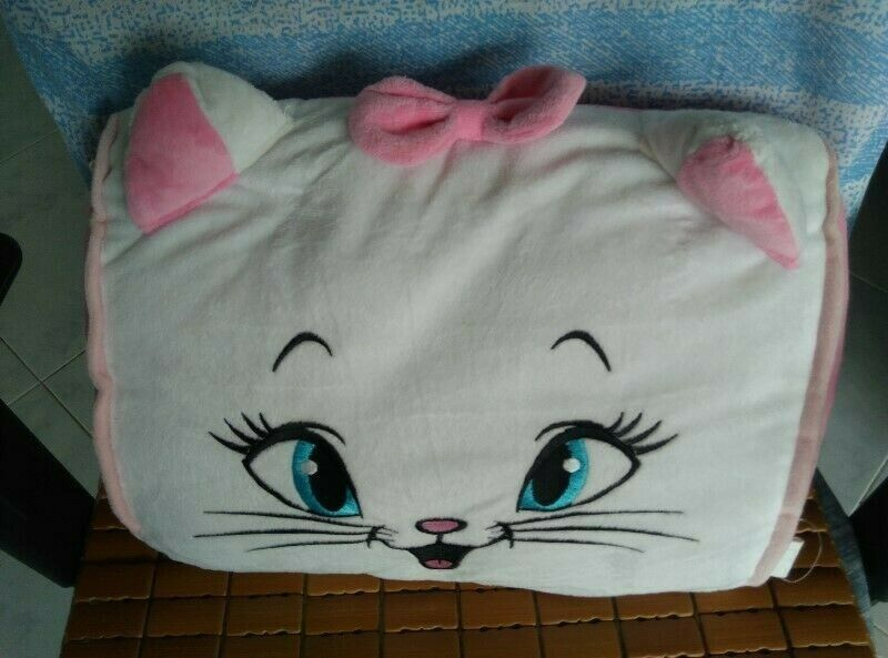 Cute Cartoon Backrest Cushion