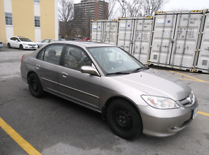 05 honda civic **3000*** OBO certified and etested