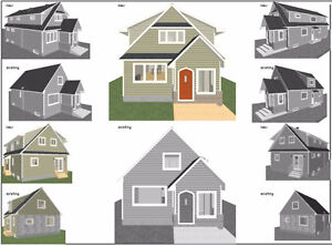 Design & Permit drawings for home owners and realtor's