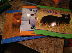 3 about animals books