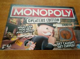 Monopoly Brand New.