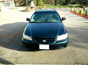 2001 Honda ACCORD SEDAN