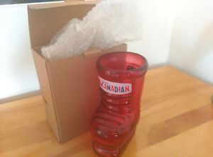"Canadian beer mug 7.5"" high. Brand new."
