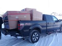 Moving, delivery or dumping?call or text 306-881-1977