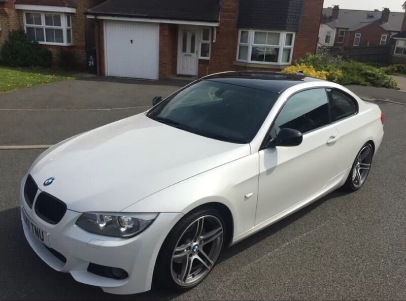 Wonderful *REDUCED* 2011 E92 320d M Sport Plus Coupe Automatic  Auto Diesel 320 3  Series MSport Mercedes Audi
